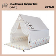 Grand Inua Haus & Bumper Bed (Vivid)