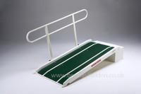Jetmarine Standard Access Ramp with Single Folding Handrail