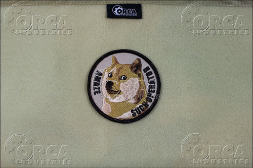 Doge - Such Operator - Morale Patch - Color