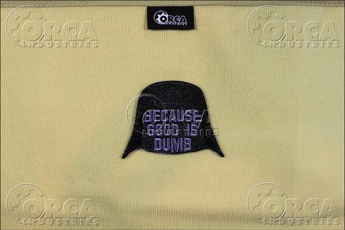 Dark Helmet - Good is Dumb - Black