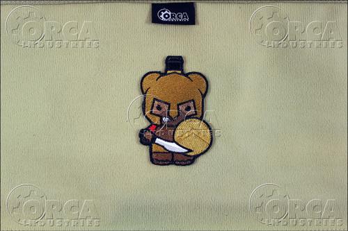Kuma Korps - Spartan Bear - Morale Patch - Color