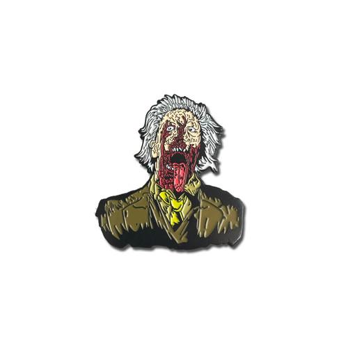 Dr Tongue Zombie Enamel Pin