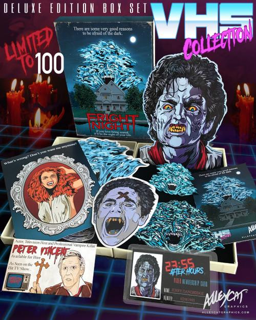 Fright Night Deluxe Box Set