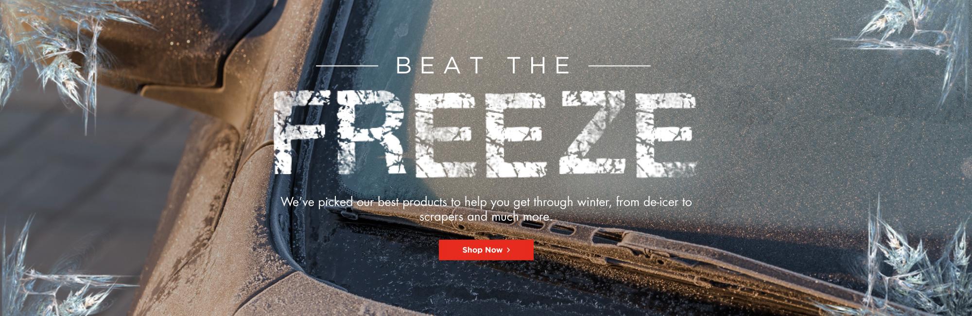 Beat the Freeze - Winter Essentials