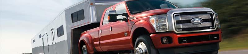 Ford Super Duty Lighting Upgrades