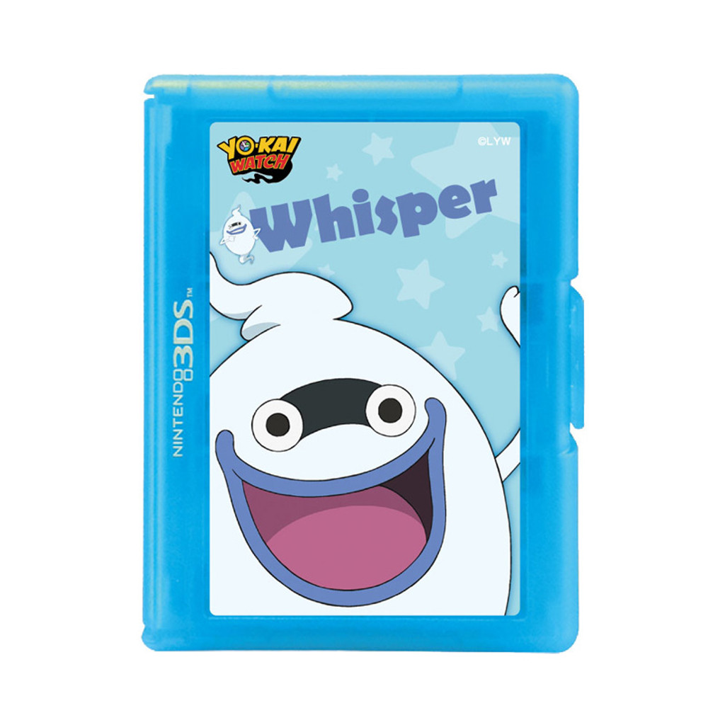 Yo-Kai Watch Game Card Case 12 (Whisper) for Nintendo 3DS