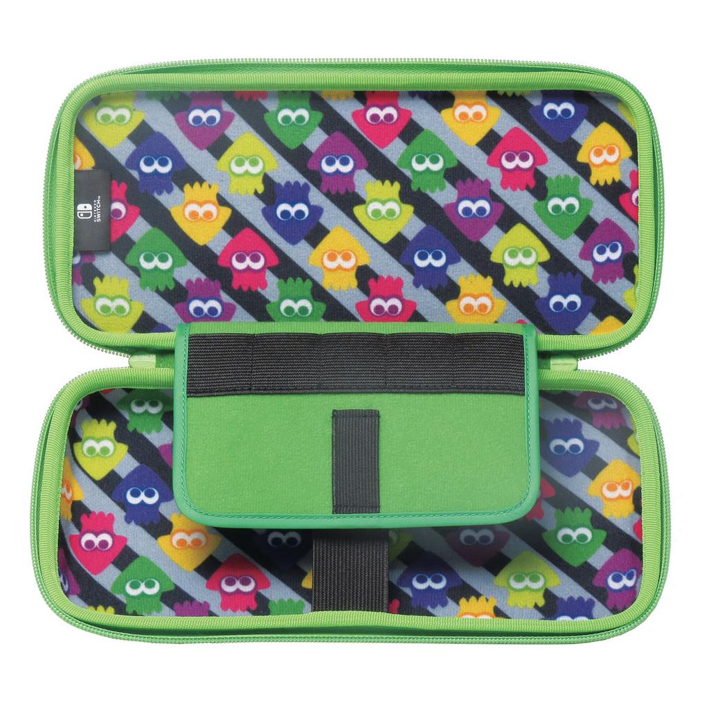 Splatoon 2 Hard Pouch for Nintendo Switch