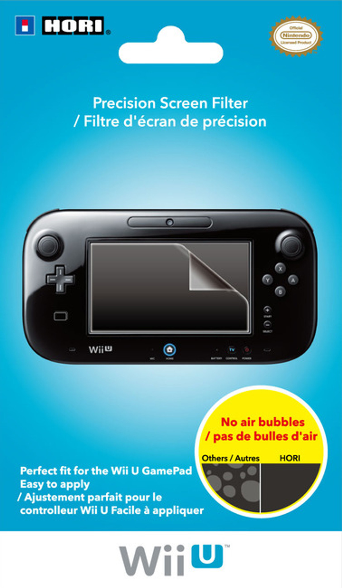 Wii U Precision Screen Filter
