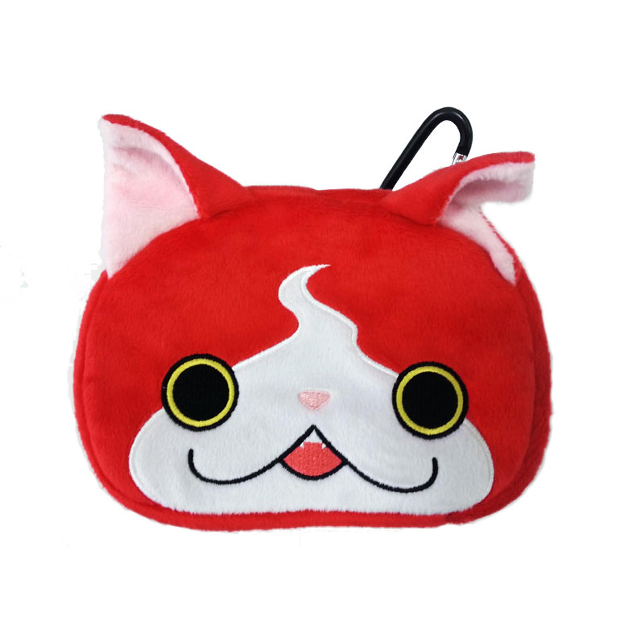 Yo-Kai Watch Plush Character Pouch (Jibanyan) for New Nintendo 3DS XL