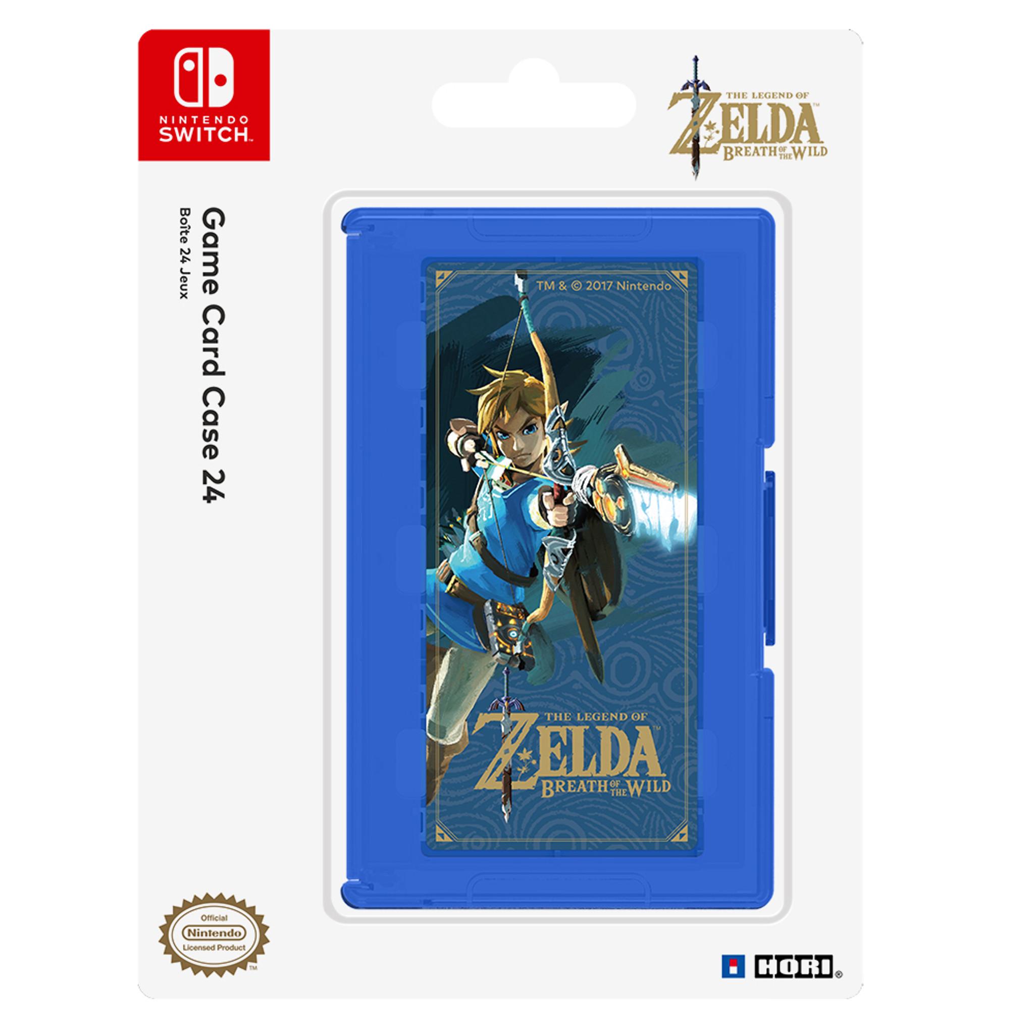 Game Card Case 24 (Zelda) for Nintendo Switch