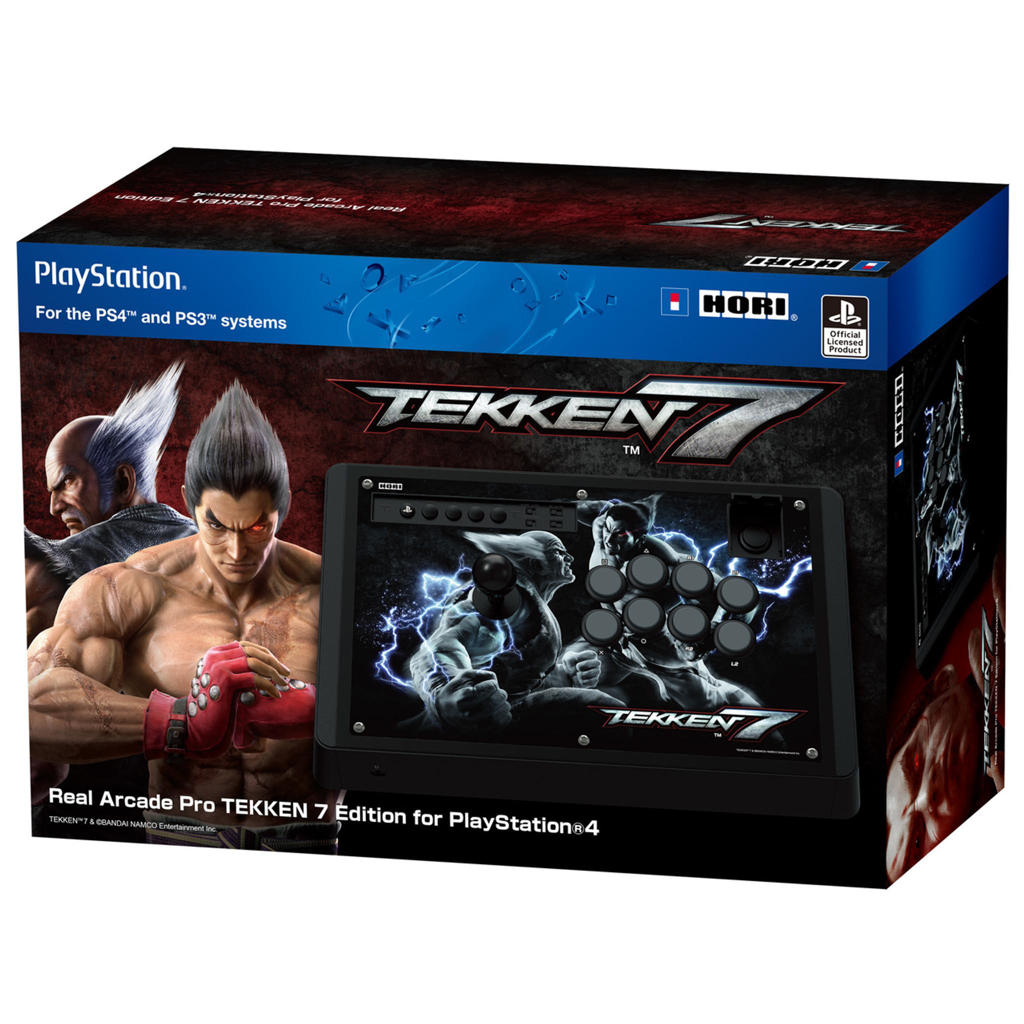Real Arcade Pro Tekken 7 Edition for PlayStation 4