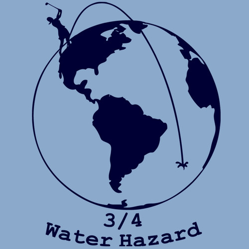3/4 Water Hazard (Ladies)