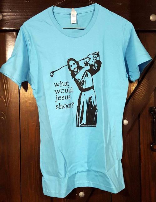 "Women's ""What Would Jesus Shoot?"" - 3XL"