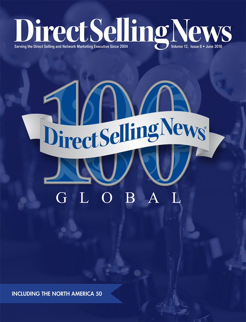 Direct Selling News - June 2016