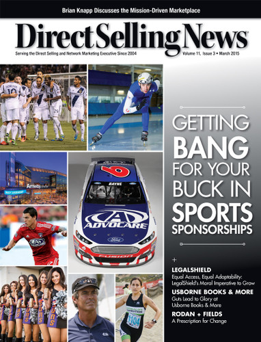 Direct Selling News - March 2015