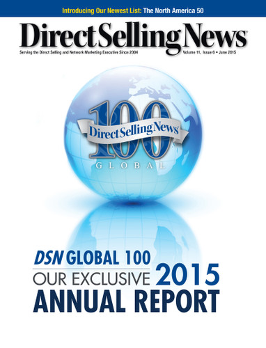 DSN Global 100 Annual Report 2015 (10-pack)