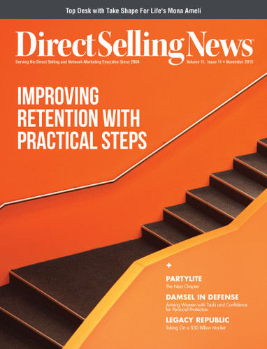 Direct Selling News - November 2015