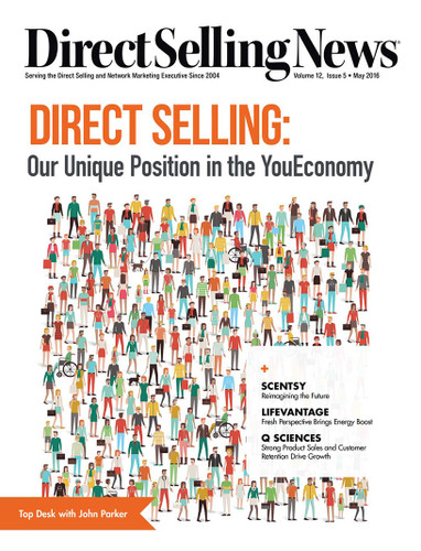 Direct Selling News - May 2016