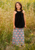 MAXI SKIRT PDF Sewing Pattern & Tutorial
