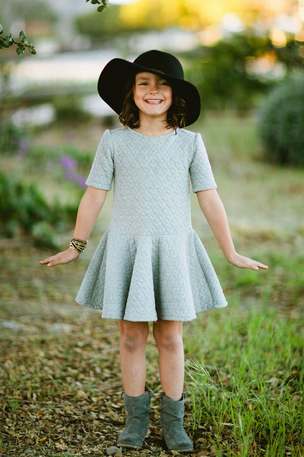 Emma print bubble dress images