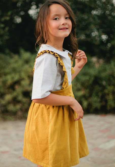 SCHOOL DAYS SKIRT PDF Sewing Pattern & Tutorial