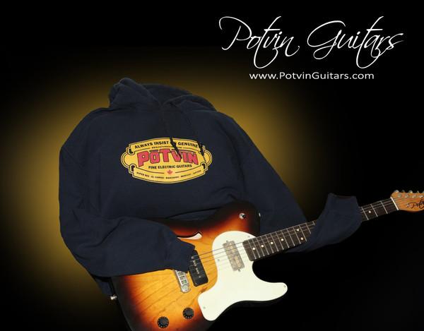 Potvin Guitars Hoodie