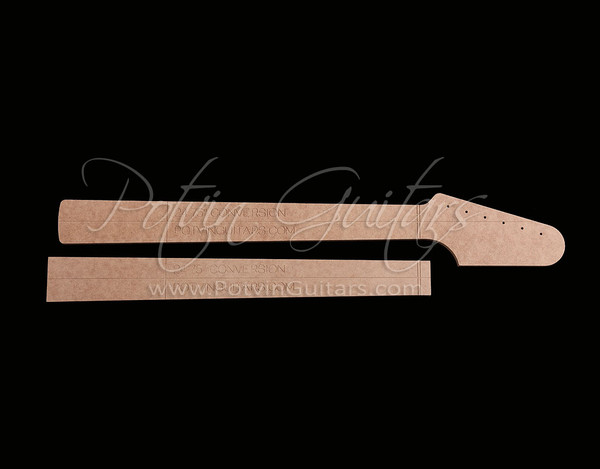 Conversion Neck Template S-style