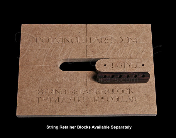 String Retainer Block Template