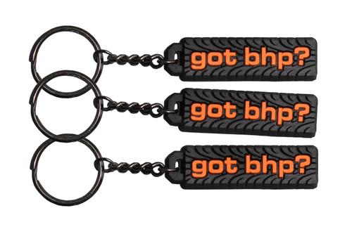 'Got BHP?' Keychain Set