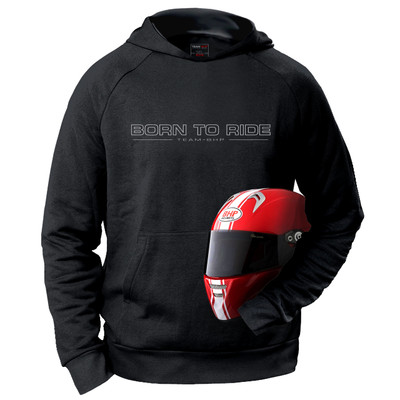 'Born To Ride' Hoodie