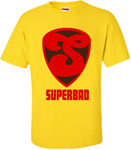 SuperBad Soulware Men's T-Shirt - S2 - Yellow