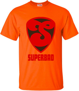 SuperBad Soulware Men's T-Shirt - S2 - Orange