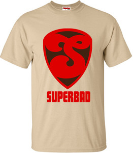 SuperBad Soulware Men's T-Shirt - S2 - Tan