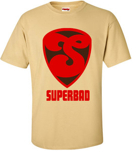 SuperBad Soulware Men's T-Shirt - S2 - Vegas Gold