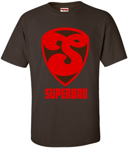 SuperBad Soulware Men's T-Shirt - S2 - Brown