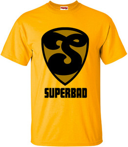 SuperBad Soulware Men's T-Shirt - S2 - Gold - BGD