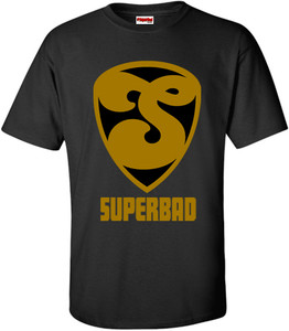 SuperBad Soulware Men's T-Shirt - S2 - Black - GDB