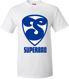 SuperBad Soulware Men's T-Shirt - S2 - White - BLW