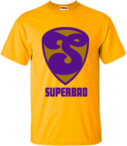 SuperBad Soulware Men's T-Shirt - S2 - Gold - PRGD