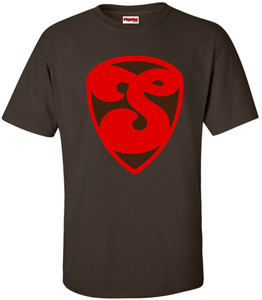 SuperBad Soulware Men's T-Shirt - S3 - Brown