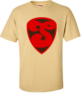 SuperBad Soulware Men's T-Shirt - S3 - Vegas Gold