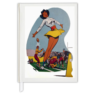 Afrotopia Journal - Vintage Cheerleader