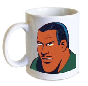 Vintage Black Heroes Mug - Neil Knight - 4