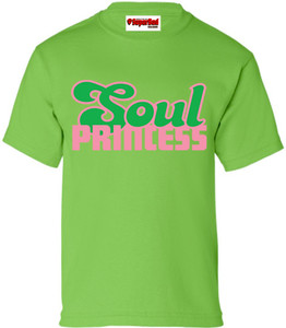 SuperBad Soulware Girls T-Shirt - Green - PG