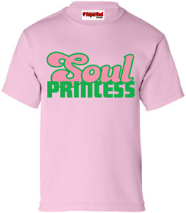SuperBad Soulware Girls T-Shirt - Light Pink - GP