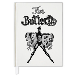 Vintage Black Heroines Journal - The Butterfly - 1