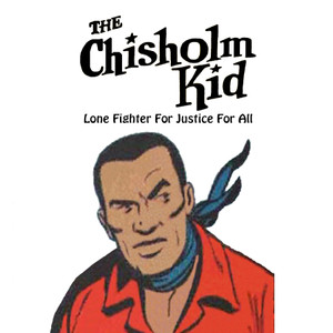Vintage Black Heroes Magnet - The Chisholm Kid - 3