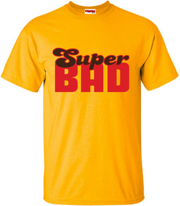 SuperBad Soulware Men's T-Shirt - Super Bad - Gold