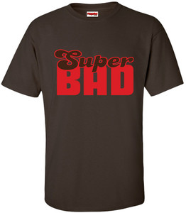 SuperBad Soulware Men's T-Shirt - Super Bad - Brown