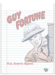 Vintage Black Heroes Notepad - Guy Fortune - 9